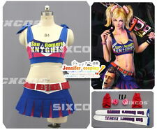Lollipop chainsaw Juliet Starling Cosplay Costume