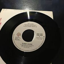 """PLANET CLAIRE, THE B-52'S,  FROM 1979, 45 RPM  VINYL 7"""""""