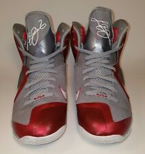 NIKE LEBRON 9 OHIO STATE OSU South Beach Elite IX, Men's Size 11.5 EUR 44.5 RARE