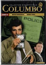 COLUMBO - Intégrale Télé 7 Jours -  DVD N°8 - Saison 2 - Ep 15 et 16 - NEUF