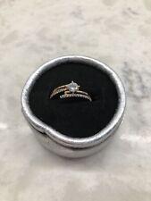 Imitation Fake Engagement Wedding Ring With Box Funny Gag Gift