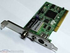 Used WinFast DTV1800H PCI TV Tuner Card. The card (as the photo) only, No driver