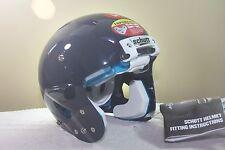 Schutt YOUTH Football Helmet ION 4D NAVY BLUE New not used MEDIUM 2017 147