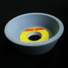 125 x40 x31.75 Taper Cup Grinding Wheel Model Tool & Cutter for D2 & Hard Steels