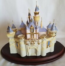 Disney Sleeping Beauty Castle 50th Anniversary w/COA-LENOX Limited