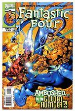 FANTASTIC FOUR Vol.3 #15(3/99)1:VALERIA VON DOOM(IRON MAN/RONAN)CGC IT(9.8)RARE!