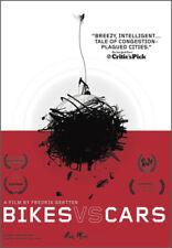 Bikes Vs. Cars [New DVD]