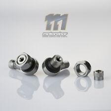 Dark Silver 11.3mm CNC Aluminium 90 Degree Motorcycle Car Wheel Rim Tyre Valve