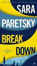 NEW - Breakdown: A V.I. Warshawski Novel by Paretsky, Sara
