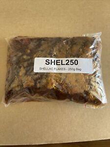 Shellac Flakes 250g