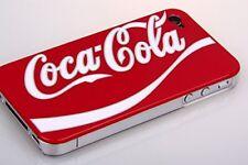 Coca Cola iPhone 4/4S Cover Schutzhülle Handy Cover Handyhülle case cover