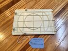 OEM Genuine GE General Electric Microwave Oven WAVE GUIDE COVER WB06X10822 photo
