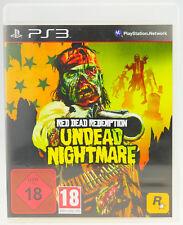 Red Dead Redemption: Teleadicta Nightmare | PlayStation 3 ps3 completamente OVP muy bien