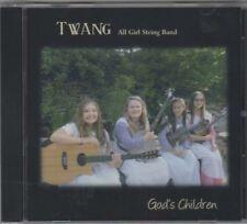 God's Children ~ Twang ~ Gospel ~ Christian ~ CD ~ New