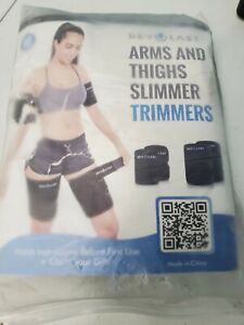 Revolast Arms & Thigh Trimmer Shaper Weight Loss Sculpting Size Medium NEW