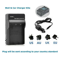 DMW-BCK7 Battery Charger for Panasonic Lumix DMC-FS45 FH2 FH25 FH27 FP5 FH7