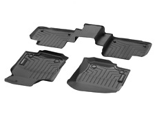Genuine Mercedes Benz ML GLE  All Weather Floor Mat Tray Covers A16668036019051