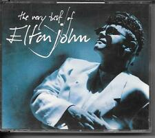COFFRET 2 CD COMPIL 30 TITRES--ELTON JOHN--THE VERY BEST OF...