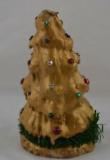 Penn Wax Work Vintage Candle #520 Gold Dem Tree Philadelphia Original Box Nos #1