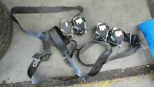 ford focus seat belts please read description 2011-2017 spares or repair