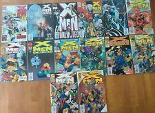 X-Men Unlimited #1,3,4,5,7,12,13,14,16,18,21,22,25,26 Marvel 1993-2000 Comics
