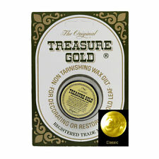 Original Trésor métallique Dorure Cire pour cadres-meubles 25gm Classic Gold.