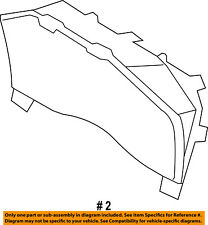 FORD OEM 11-16 F-350 Super Duty Dash Gauge Speedometer-Cluster Lens BC3Z10887A