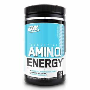 Optimum Nutrition Essential Amino Energy - All Flavors/Sizes + FREE SHIP