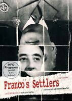 DIE SIEDLER FRANCOS - PALACIOS,LUCIA/POST,DIETMAR   DVD NEU