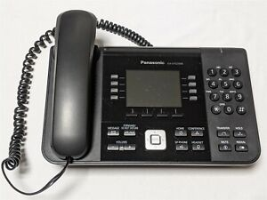 Panasonic KX-UTG200B UTG Series SIP BUSINESS Phone w/Color LCD - No Power Supply