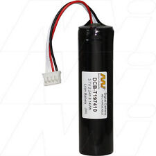 DCB-T197410 3.7V 2.2Ah Lithium Camera Test Equipment Battery
