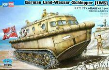 Hobbyboss 1:35 German Land-Wasser-Schlepper (LWS) Amphibious Vehicle Model Kit