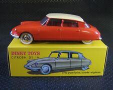 Dinky Toys Atlas 1:43 Citroen DS19 die-cast car model 1