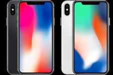 Apple iPhone X - 64 ГБ-серебряный разблокированный на заводе в наличии