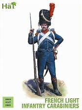 French Light Infantry Carabiniers HaT Figures (48) 28mm Plastic Soldiers #28009