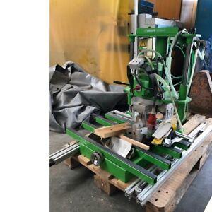 Beschlagbohrmaschine Grass BBM-R gebraucht Beschlagbohrer 41538