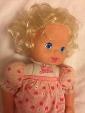 Baby All Gone Doll Kenner 1991 Kenner Original Clothes Clean