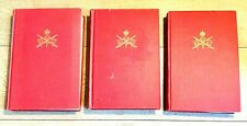 The Official History of the Canadian Army - 3 Volumes - Colonel Stacey
