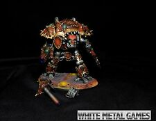Warhammer 40k Chaos Forgeworld Imperial Knight of Khorne Painted Commission SVC