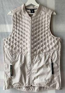 "Nike AeroLoft Repel Men's Running Gilet/Vest 928501-008 Size M/L Chest 41"" New"