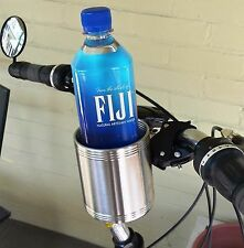 Bicycle Cup Holder Drink Holder Stainless Steel Brand New