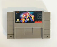Tetris 2 SNES Game Cartridge Only Tested Works Great