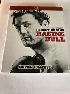RAGING BULL BLURAY EDITION COLLECTOR DIGIBOOK SCORCESE DE NIRO NEUF