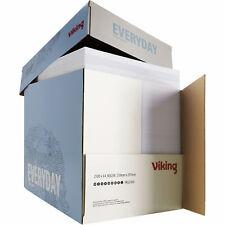 Viking Everyday Druckerpapier DIN A4 80 g m2 Weiß mit 2500 Blatt Kopierpapier