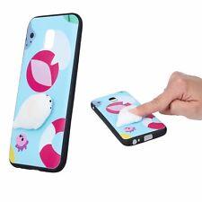 ^ Animal 4D Schutzhülle Cover Motiv Weich Apple iPhone 5/5s/SE SEEHUND SEAL
