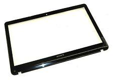 Véritable Sony Vaio SVF1521C2EB lcd écran tactile verre numériseur 15,6 pouces avec cadre