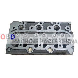 D650 Complete Cylinder Head for Kubota B6100D, B6100E, B6100HST-DT, B6100HST-E
