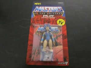 MASTERS OF THE UNIVERSE Super7 Evil-Lyn 5 1/2 Inch Figure