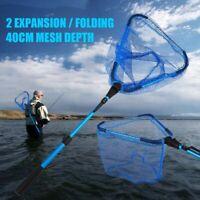 Collapsible Portable Lightweight Folding Telescoping Pole Fishing Landing Net