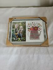 NEW Bless My Bloomers Picture Frame Mothers Plant Seeds of Kindness AmyLee Weeks